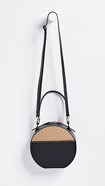 Vasic Collection Circle Cross Body Bag