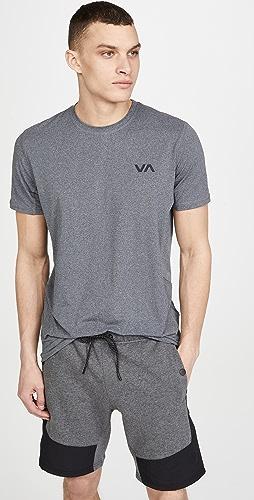 RVCA Sport - VA Sport Vent Short Sleeve Tee