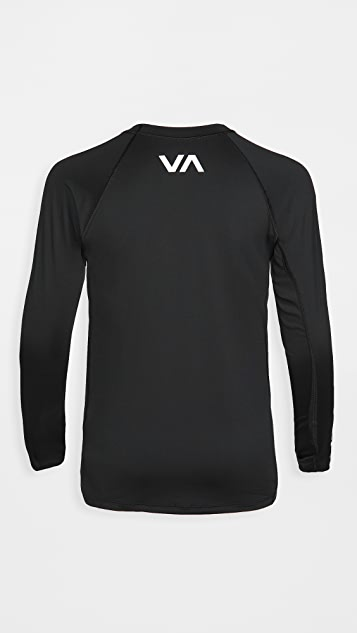 RVCA Sport VA Sport Long Sleeve Rashguard