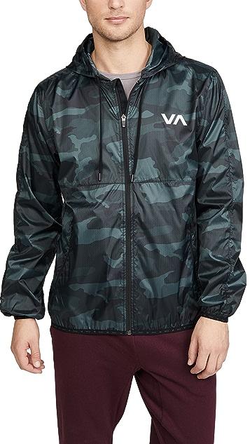 RVCA Sport Hexstop IV Jacket