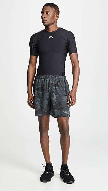 RVCA Sport Yogger III Walk Shorts