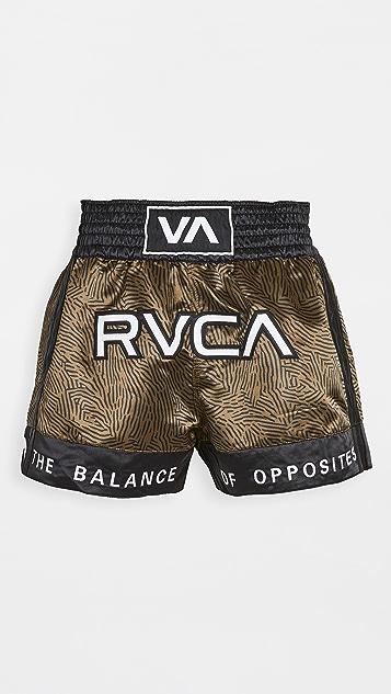 RVCA Sport Muay Thai Shorts