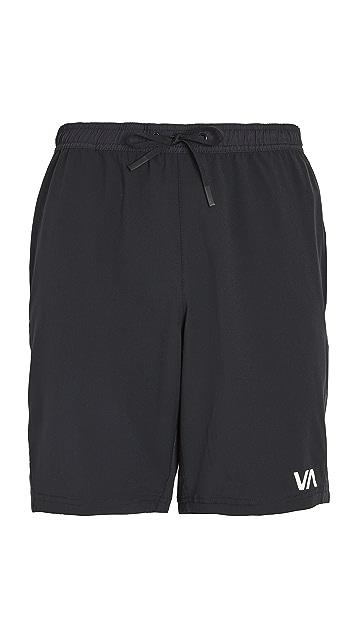 RVCA Sport Yogger All Day Shorts