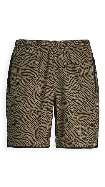 RVCA Sport Yogger Stretch Shorts