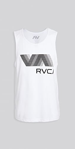 RVCA Sport - Blur Tank Tee