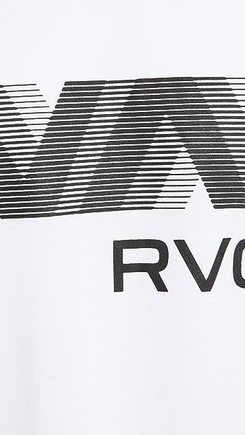 RVCA Sport VA Sport Blur Sleeveless Tee