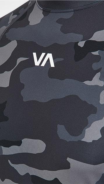 RVCA Sport VA Sport Rash Guard