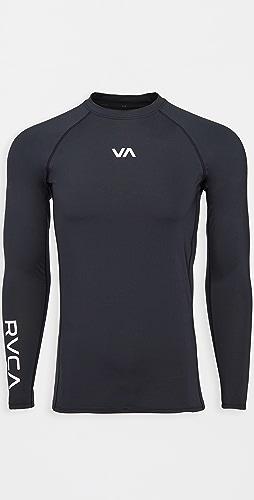 RVCA Sport - VA Sport Rash Guard