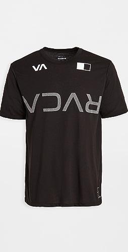 RVCA Sport - VA Sport Banner Tee
