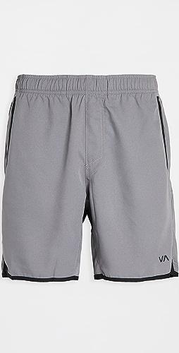 RVCA Sport - VA Sport Yogger IV Shorts