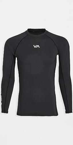 RVCA Sport - VA Sport Rash Guard Top