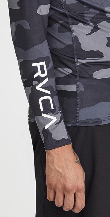 RVCA Sport Sport Rash Guard