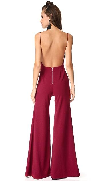 Vatanika Backless Jumpsuit