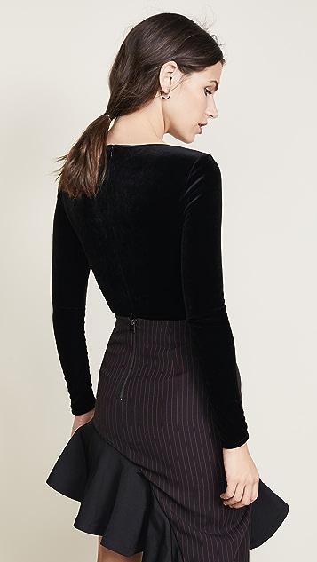 Vatanika Long Sleeve Bodysuit