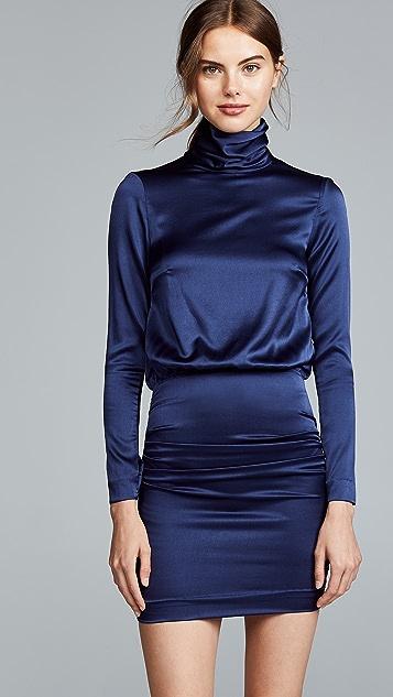 Vatanika Ruched Waist Dress