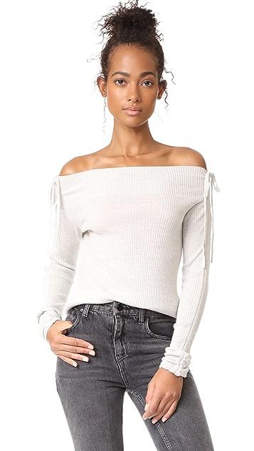Veronica Beard Jean Nolan Ballet Sweater
