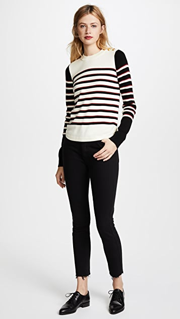 Veronica Beard Jean Amos Sweater