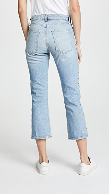 Veronica Beard Jean Ines Girlfriend Jeans