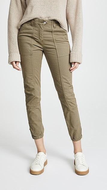 Veronica Beard Jean Field Cargo Pants