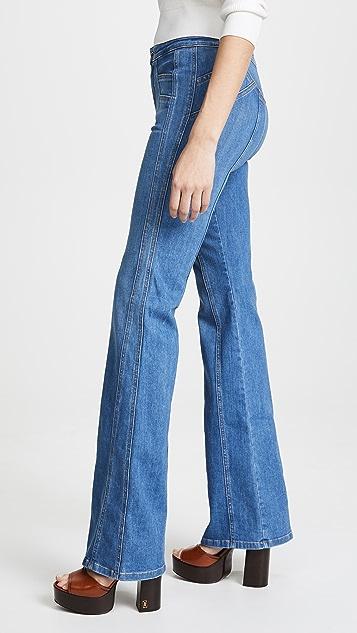 Veronica Beard Jean Farrah Jeans