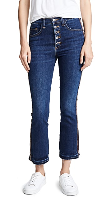Veronica Beard Jean Carolyn Baby Boot Jeans