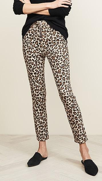 Veronica Beard Jean Debbie Skinny Jeans