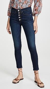 "Debbie 10"" Skinny Jeans"