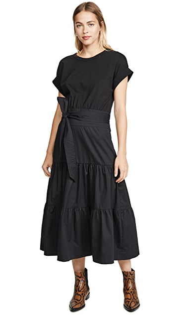 Veronica Beard Jean Trail Dress