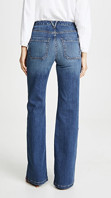 Veronica Beard Jean Crosbie Jeans