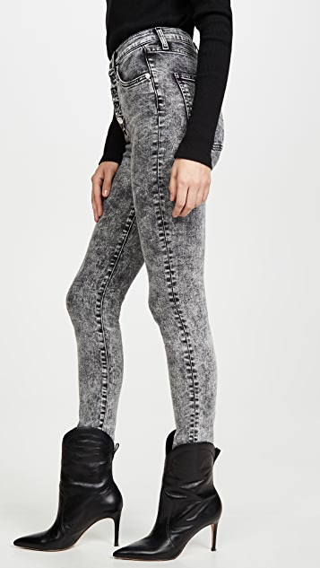 Veronica Beard Jean Maera High Rise Skinny Jeans