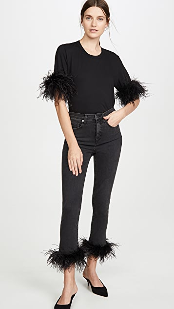 Veronica Beard Jean Kareena High Rise Skinny Jeans