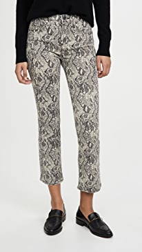 Carolyn High Rise Kick Flare Pants