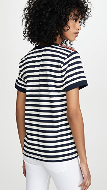 Veronica Beard Jean Leoni T 恤