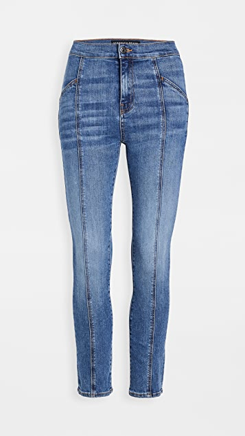 Veronica Beard Jean Carly High Rise Kick Flare Jeans