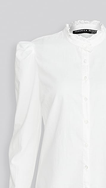 Veronica Beard Jean Holli 衬衫