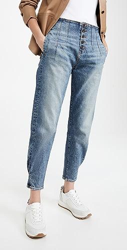 Veronica Beard Jean - Nita Pegged Jeans
