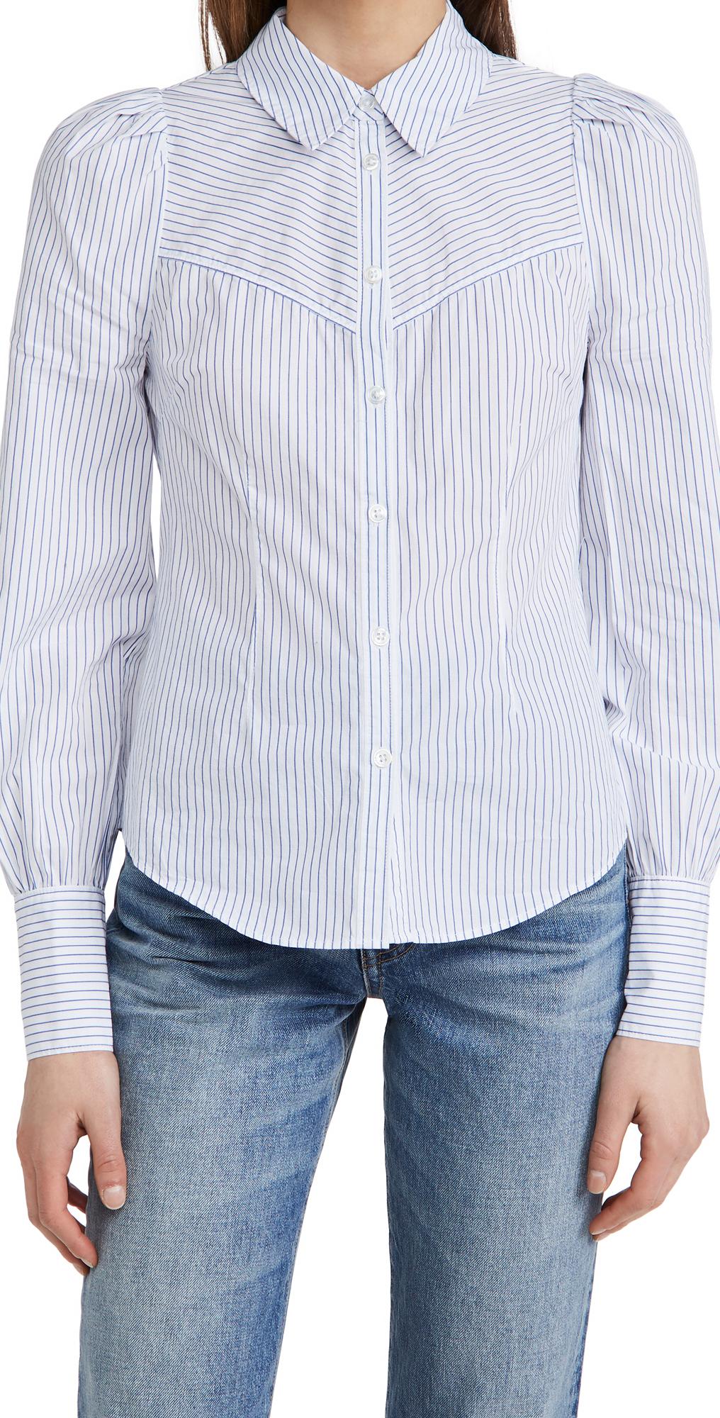 Veronica Beard Jean Verani Shirt