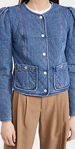 Veronica Beard Jean - Camilla Quilted Jacket