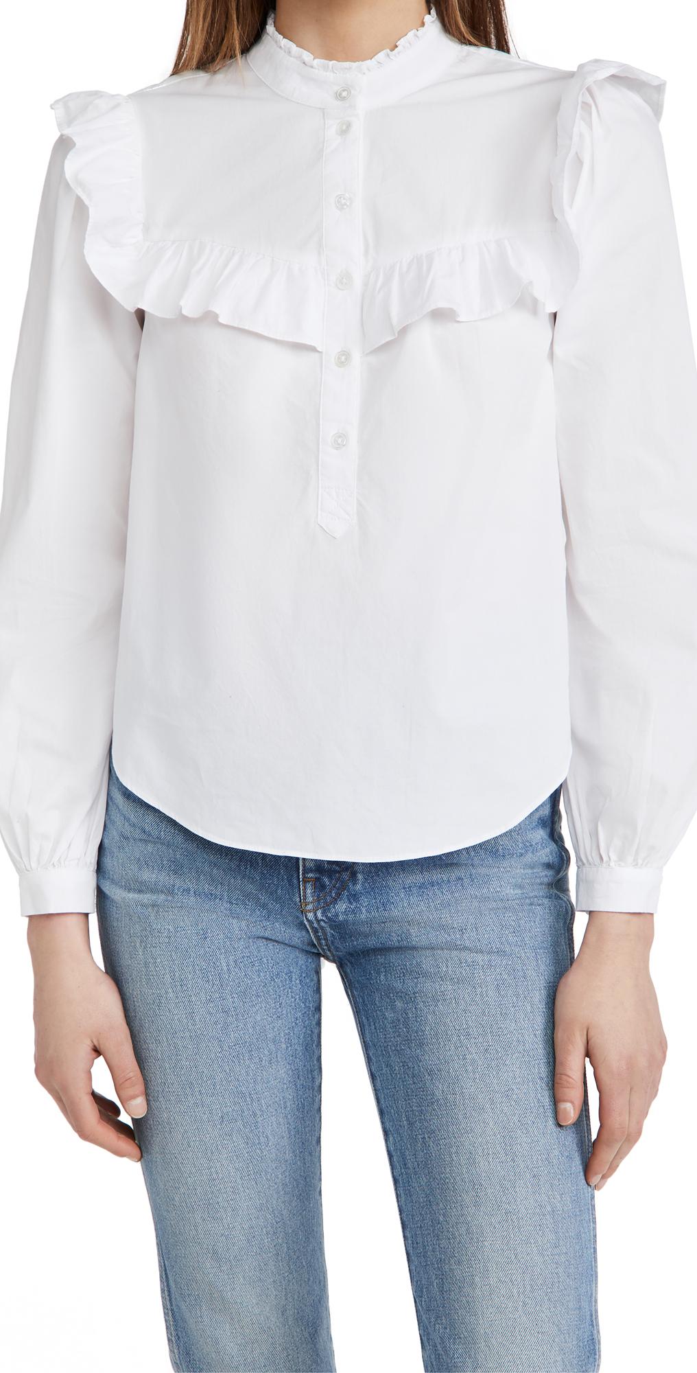 Veronica Beard Jean Sonnet Shirt