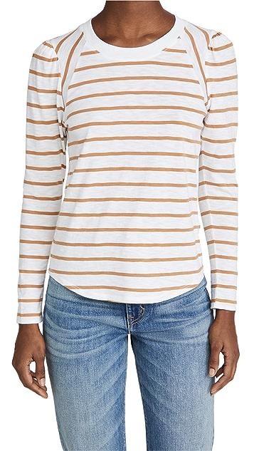 Veronica Beard Jean Mason 棒球 T 恤