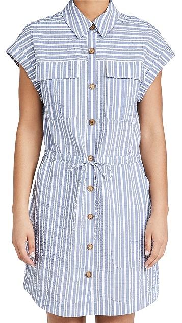 Veronica Beard Jean Cris Dress