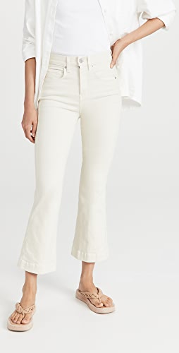 Veronica Beard Jean - Carson High Rise Ankle Flare Jeans