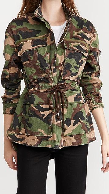 Veronica Beard Jean Sumner Anorak Jacket