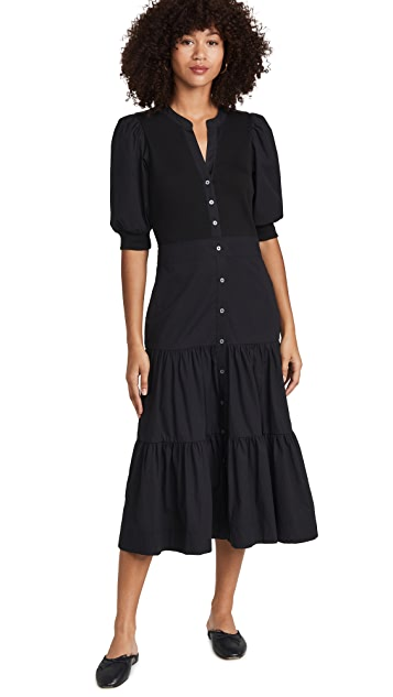 Veronica Beard Jean Davenport Dress
