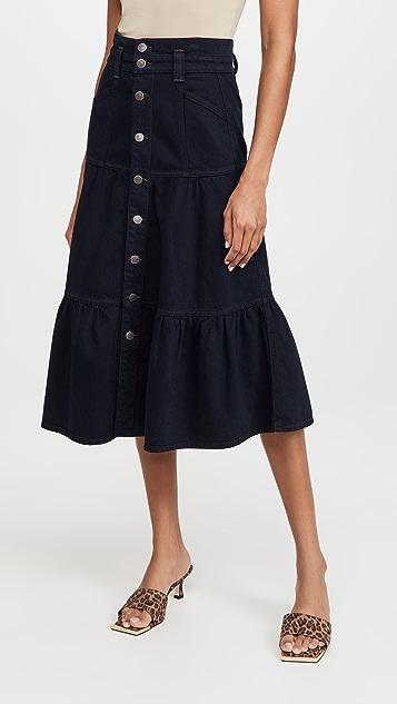 Veronica Beard Jean Lennon Skirt