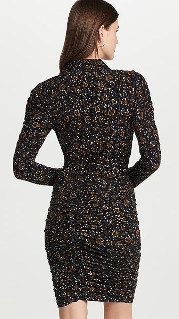 Veronica Beard Jean Gretna Dress