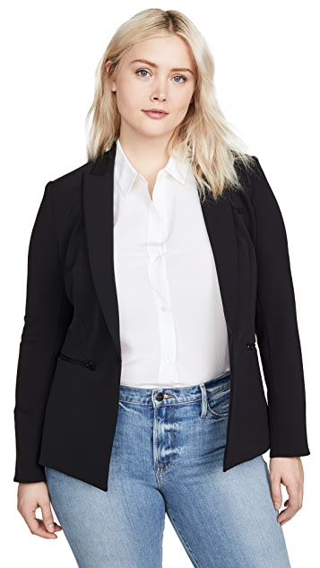Veronica Beard 单排扣夹克
