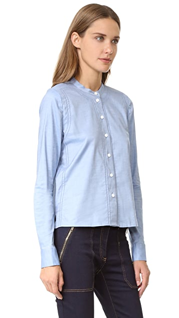 Veronica Beard Porto Picot Shirt