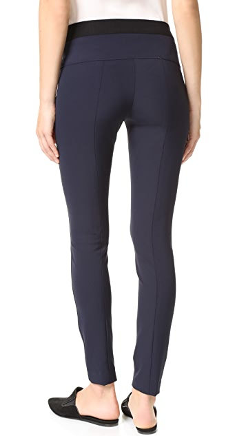 Veronica Beard Scuba Skinny Pants