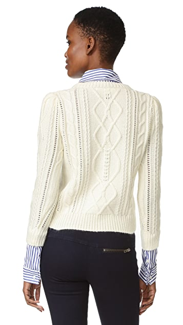 Veronica Beard Surrey Sweater